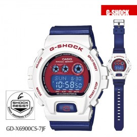 [G-SHOCK] 지샥 Crazy Colors GD-X6900CS-7JF WT