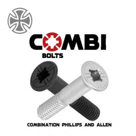 [INDEPENDENT] Combi Bolts 7/8 Black, Silver