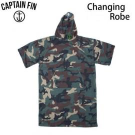 캡틴핀 CAPTAIN FIN CHANGING ROBE 서핑 타월 판초
