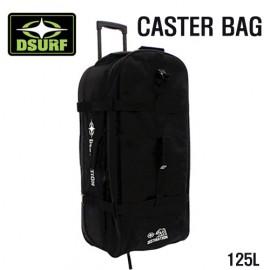 서핑트립용 백 DESTINATION CASTER BAG 125L BLK