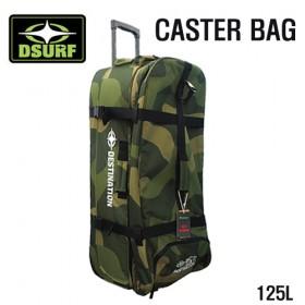 서핑트립용 백 DESTINATION CASTER BAG 125L CAMO