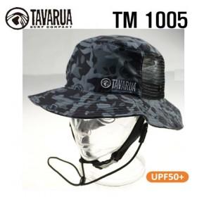서핑모자 서프햇 TAVARUA TM1005 BLK CAMO