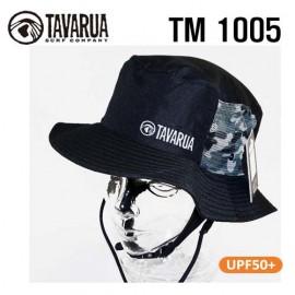 서핑모자 서프햇 TAVARUA TM1005 BLK