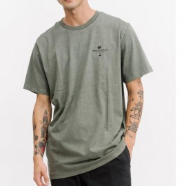[THRILLS] Destination Merch Fit Tee (스릴스 데스티네이션 마치핏 티셔츠)