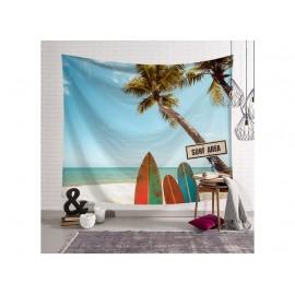 [태피스트리] 서핑 패브릭 포스터 SURF BEACH I 서프 비치