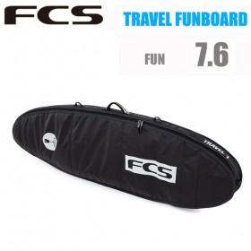 서핑보드백 FCS TRAVEL FUN 7.6