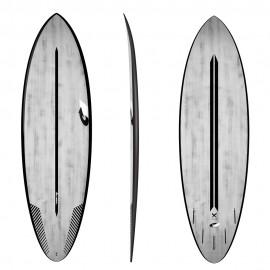 서핑 숏보드 5.8/6.0/6.4 ACT MULITIPLIER - BLK