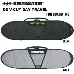 서핑보드백 케이스 DESTINATION V-CUT FUN 8.6